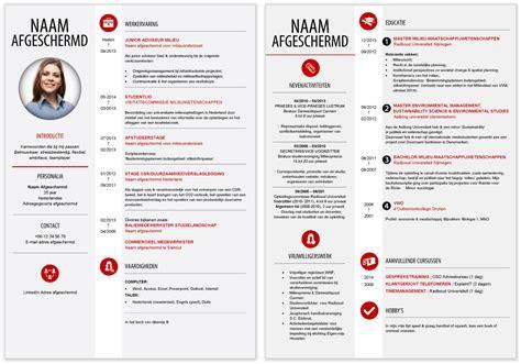 Sjabloon Cv Belgie een voorbeeld cv nodig bekijk ruim 30 professionele voorbeelden cv s