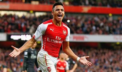 alexis sanchez goals video sanchez joined the gunners from barcelona in the summer