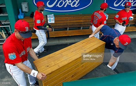 red sox bench coach john farrell baseball manager getty images