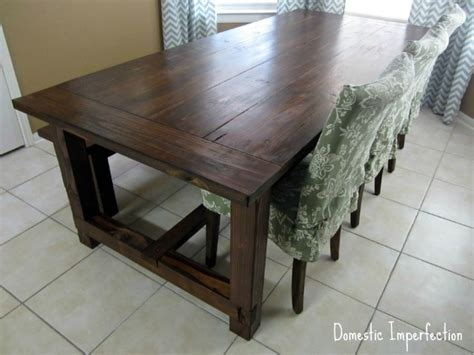 how to build a farmhouse table and bench farm style table with storage bench native home garden