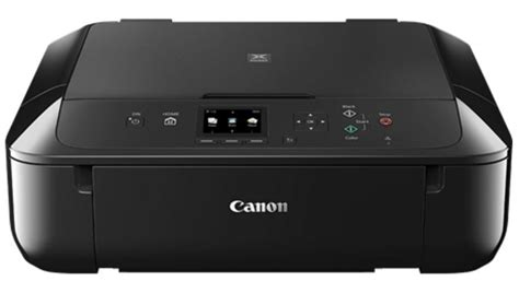 Printer Canon Three In One canon pixma mg5760 3 in 1 black inkjet printer images at mighty ape nz