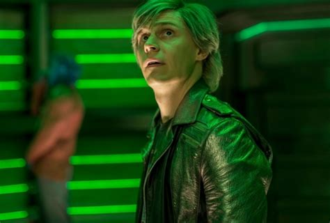 quicksilver nei film x men dark phoenix evan peters torner 224 nei panni di