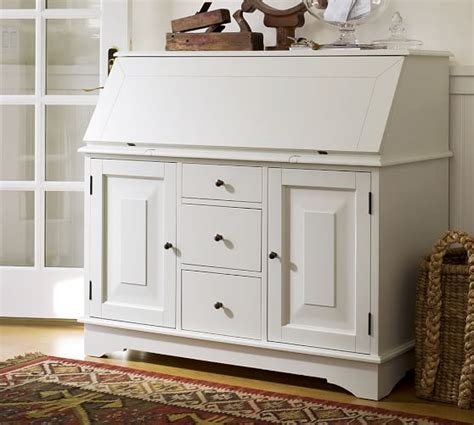 Graham Secretary Desk Large Pottery Barn Pottery Barn Graham Desk