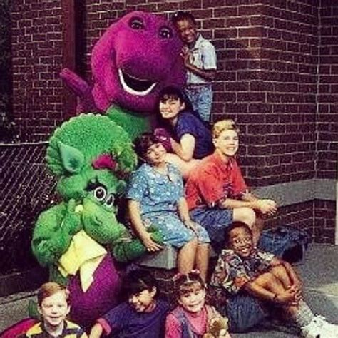 barney backyard gang cast barney cast pictures to pin on pinterest pinsdaddy