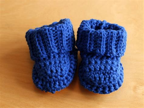 crochet pattern little blue baby booties new craft works for crafty mums from a crafty mum