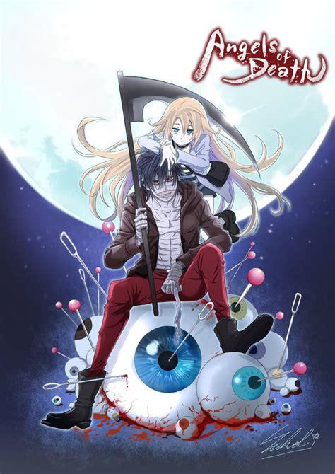anime angel of death manga angel of death anime www pixshark com images galleries