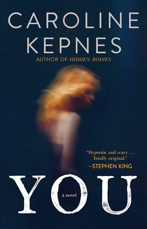 books and you you book by caroline kepnes official publisher page