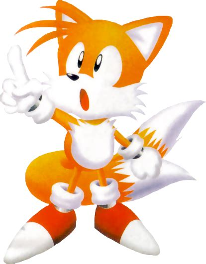 Tailes Sonic Triple Trouble Miles Quot Tails Quot Prower Gallery