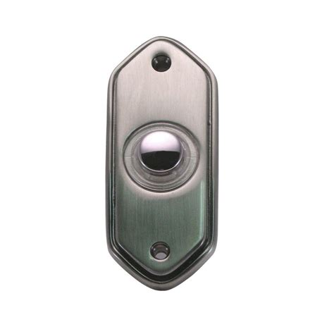 doorbell diode home depot 28 images heath zenith designer series wired wireless doorbell dc