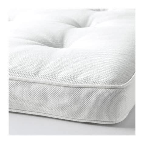 Ikea Bed Mattress Topper Tustna Mattress Topper White Standard Ikea