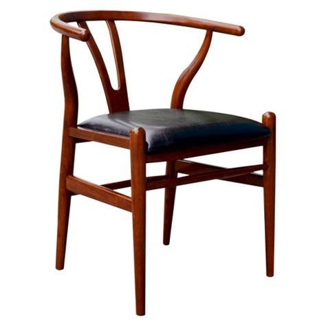 Wishbone Dining Chairs Wishbone Dining Chair Wood Cherry Boraam Target