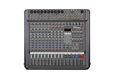 Powermate Pm1000 Power Mixer Amplifier Dynacord Mixer