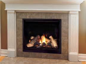 aesthetic gas log fireplace home fireplaces firepits