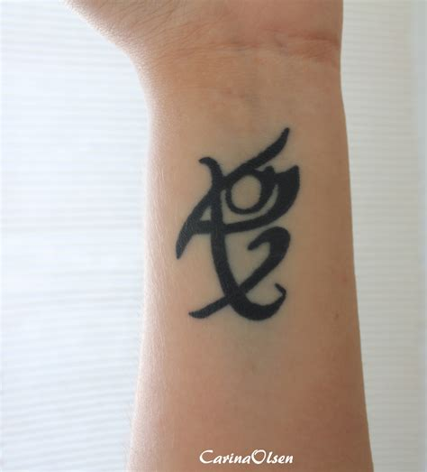 carina s books fearless rune tattoo