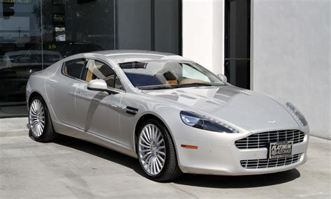 Used Aston Martin Rapide by 2011 Aston Martin Rapide Stock 5993 For Sale Near