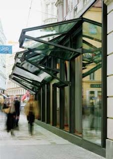 peppermags architecture folding facade