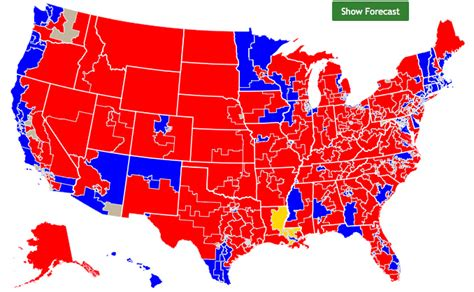 louisiana electoral map 2014 obama s policies rebuffed by midterm elections