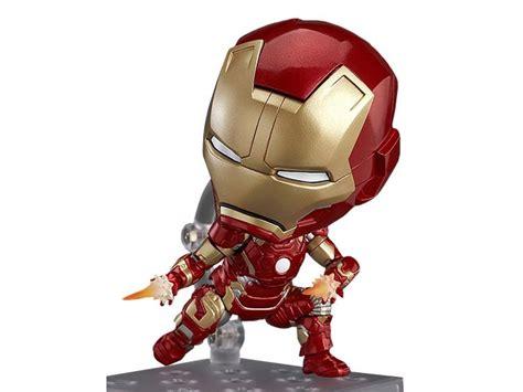 Nendoroid 543 Ironman 43 age of ultron nendoroid no 543 iron