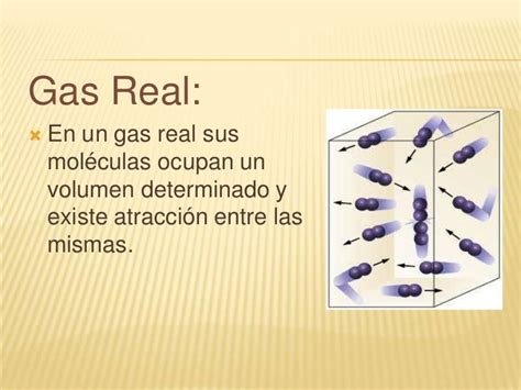imagenes reales concepto gases ideales