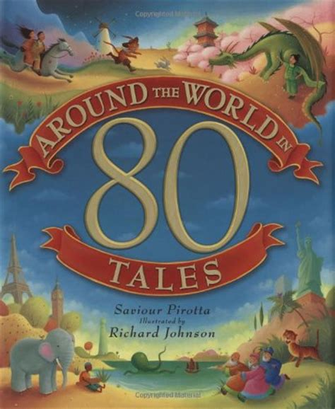 world tales books children s books reviews around the world in 80 tales