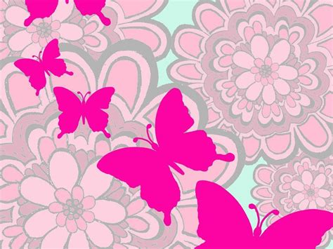 imagenes rosadas wallpaper pink butterfly backgrounds wallpaper cave