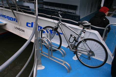 Thames Clipper Bikes | london s first highway part 2 the surprising success of