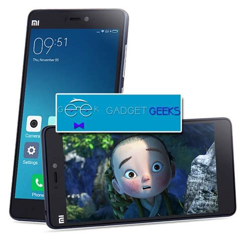 Xiaomi Mi4c Ram 2gb xiaomi mi4c hexacore snapdragon 808 16gb 1080p 2gb ram 3 999 00 en mercado libre