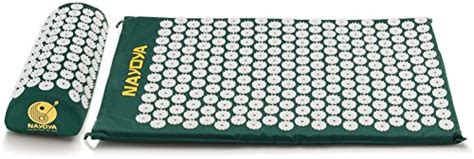 nayoya back and neck relief acupressure mat and