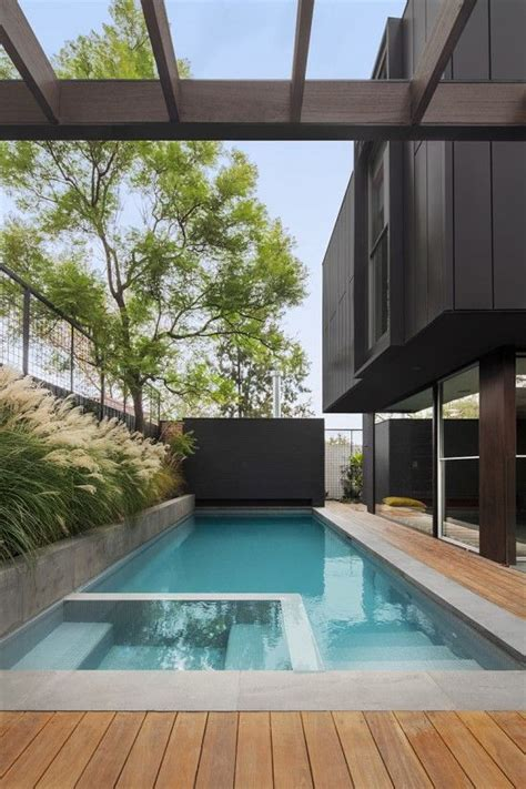 modern swimming pool 17 best ideas about pool tiles on backyard