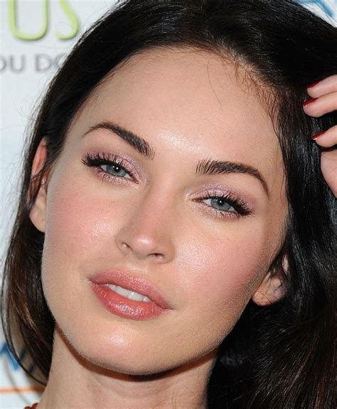 megan foxs makeup how to get her skin bold lip exact look megan fox celebrity makeup looks indian beauty forever