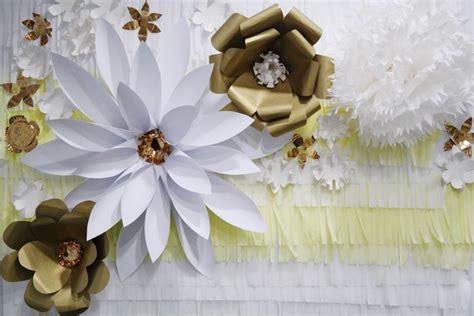 cara membuat bunga dari kertas unik jangan ngaku pecinta seni kalau belum tau cara membuat