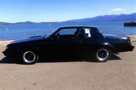 1987 buick regal gnx 1987 buick regal grand national gnx 2 door hardtop 175134