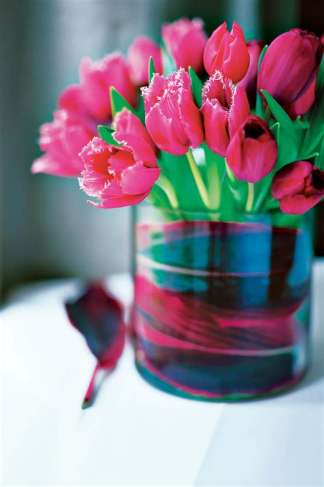 dining room dining room table centerpieces with tulip
