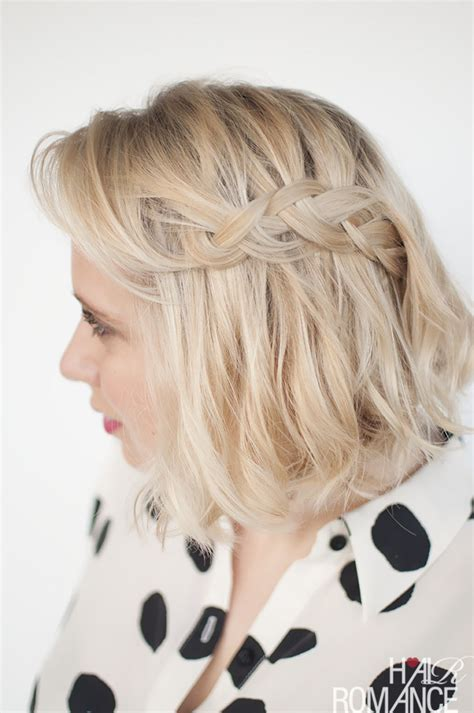 Who Should Wear Short Hair | how to wear braids in short hair hair romance