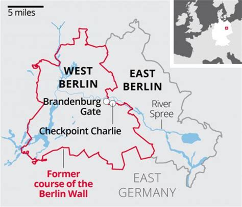 germany divided map berlin wall what you need to about the barrier that