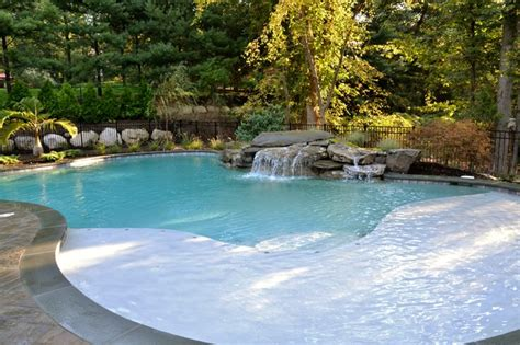 swimming pool waterfalls swimming pool waterfalls traditional pool other by