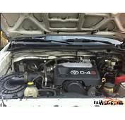 Toyota Hilux 2005  Car For Sale Cordillera Administrative