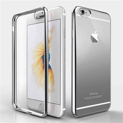 Bumper Ultrathin Iphone 7 ultra thin clear soft bumper cover for iphone 7