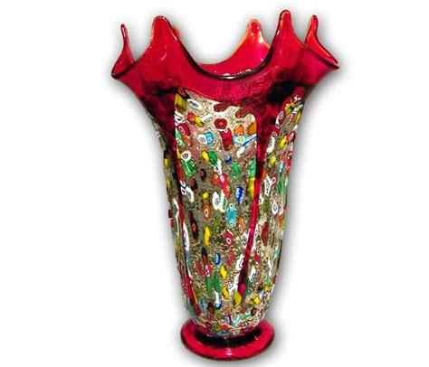 vasi artistici vetro di murano cristallo vetro ceramica vasi