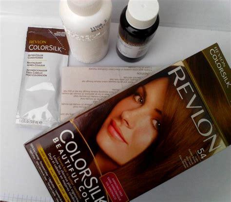 revlon za ostecenu kosu revlon colorsilk boja za kosu 54 svijetla zlatno smedja