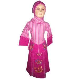 Jilbab Anak Nafisa Syadinda L 6 9 Th jilbab untuk anak anak baju muslim anak putri bi0823
