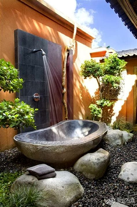 wonderful outdoor shower  bathroom design ideas