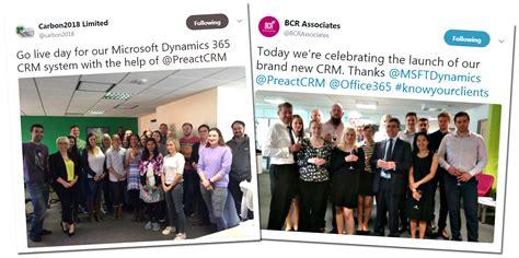 richard preact scope led implementation of dynamics 365