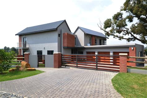 home design za house kyalami nieuwoudt architects