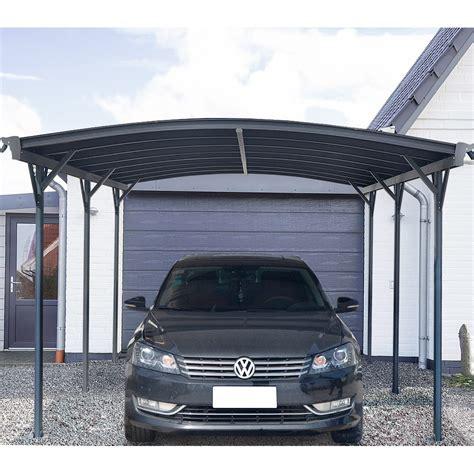 balkongeländer aluminium selbstbau design carport falo anthrazit