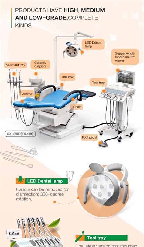 Sparepart Dental Unit ergonomic curved folding armrest dental spare parts dental unit chair armrest adjustable