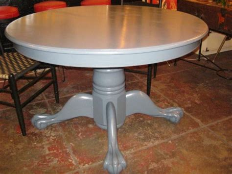 how to take apart a pedestal table blue pedestal dining table casa vintage