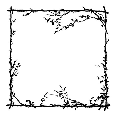 design frame digital st design free frame digital st botanical