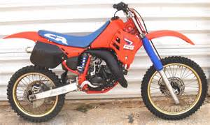 1987 Honda Cr125 Your Bike History In Pictures Page 2 Ducati 1299 Forum