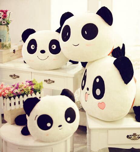 Dress Bunny Lucu 20cm 2016 New Panda Doll Kawaii Plush Toys
